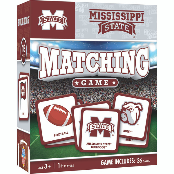 NCAA Mississippi State Bulldogs Playing Cards