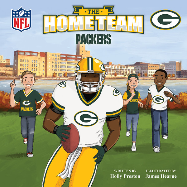 Green Bay Packers Home Team Book