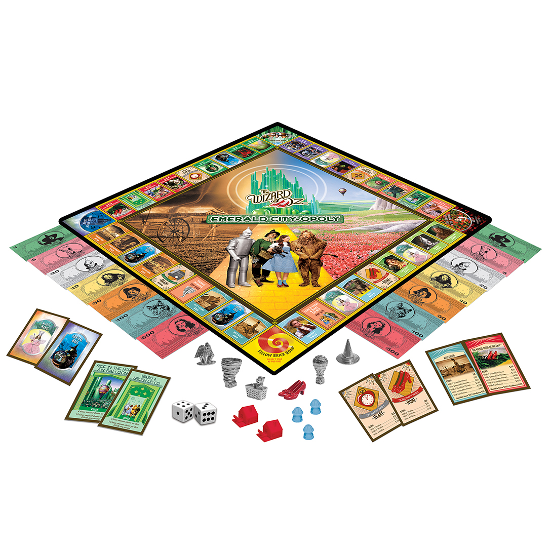 Wizard of Oz Board Game