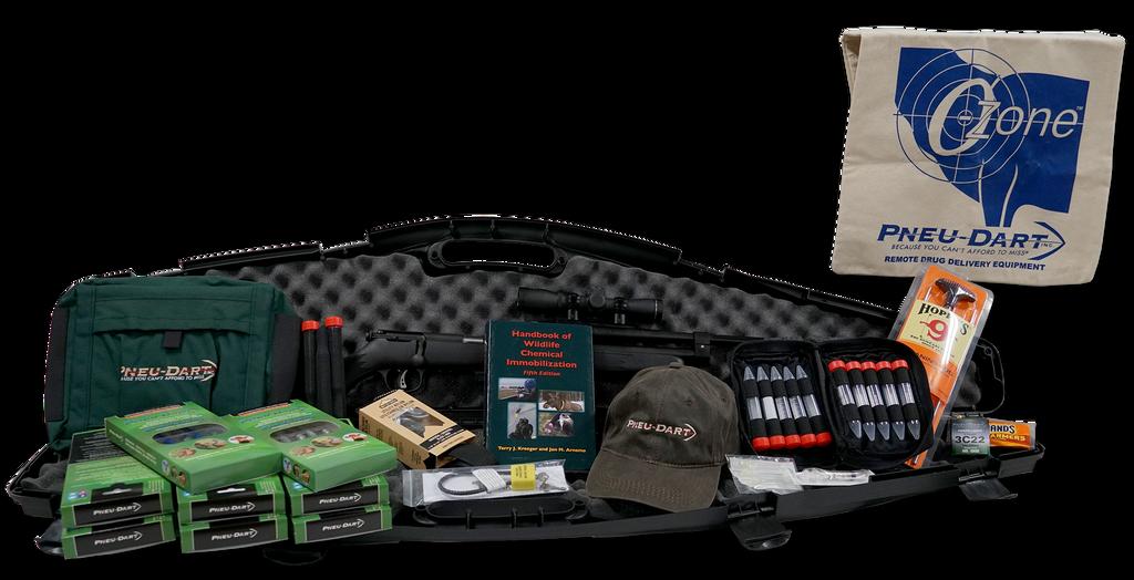 Animal Control 196 Long Range Package