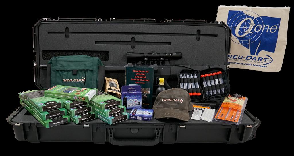 Deer & Elk G2 X-Caliber Med-Long Range Premium Package