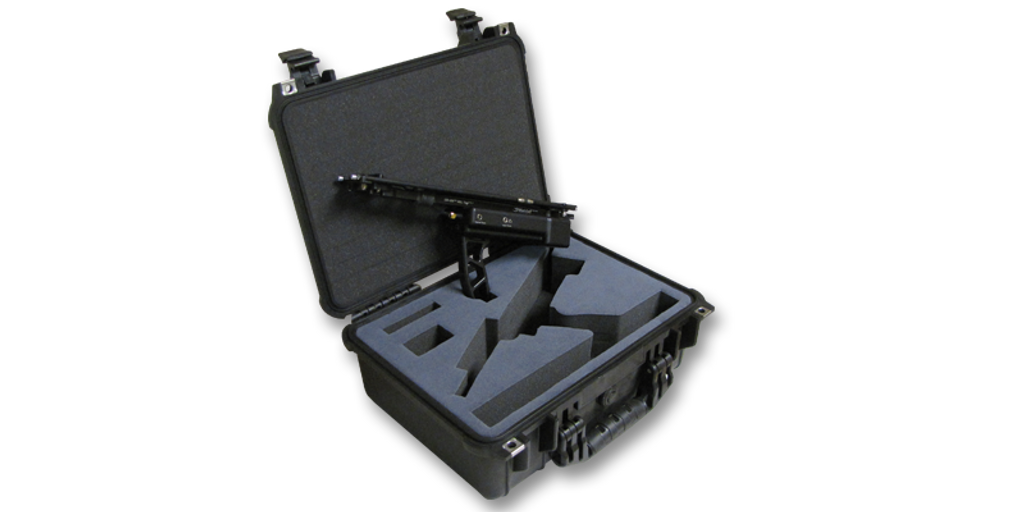 PD1000 Digital Receiver Deluxe Hard Case