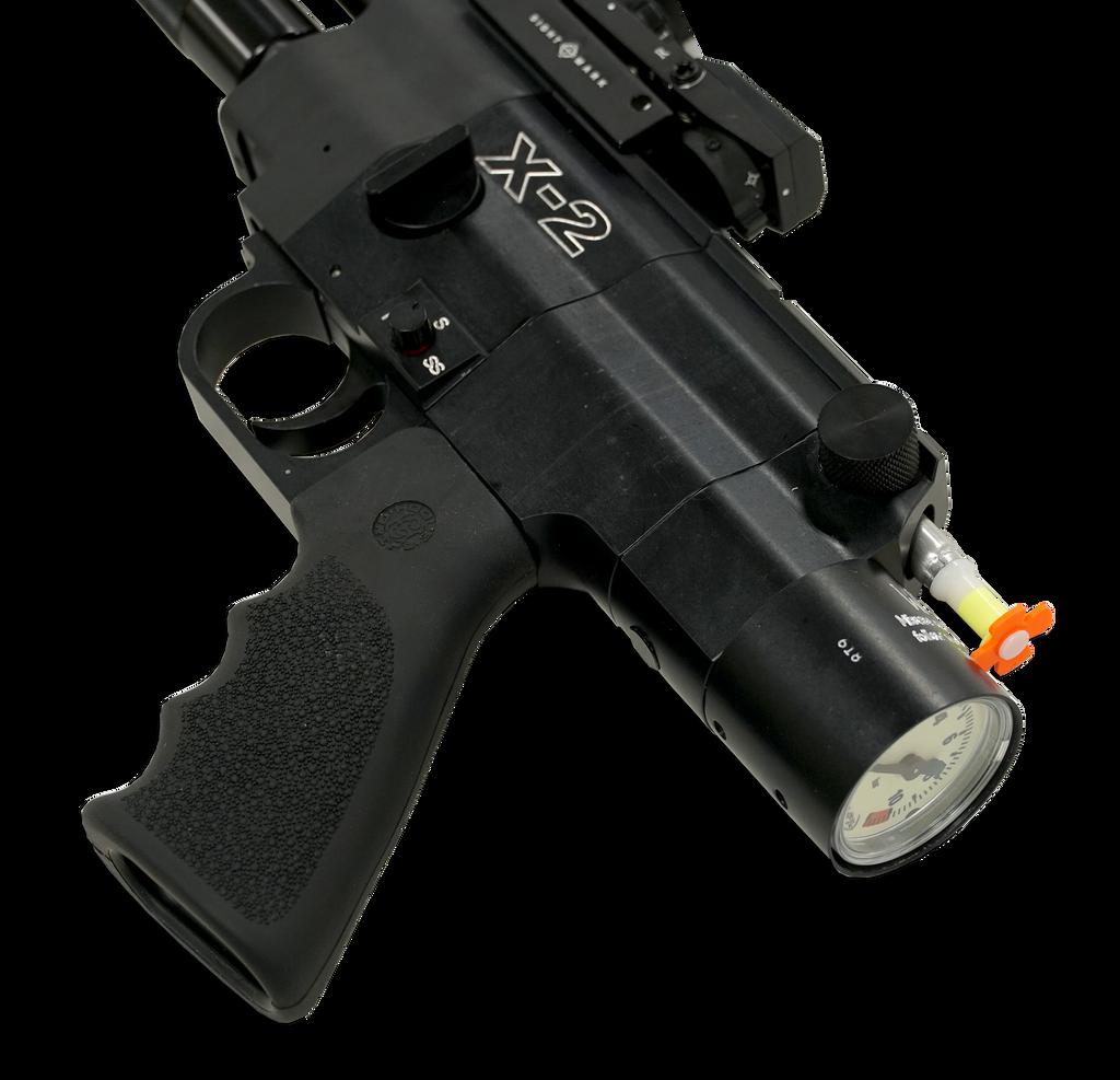 X-2 (Satin Black with Black Trim)