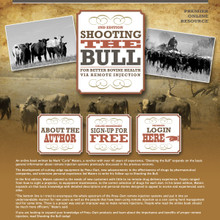 "FREE ""Shooting The Bull"" By Mark Waters"