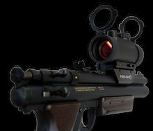 Model 190B (SR7, Red Dot, w/ Case)