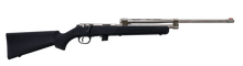Model 196 (Black Stock, Electroless-Nickel Assembly, Without Optics)