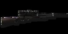 Model 389 (Black Stock, Blued Assembly)