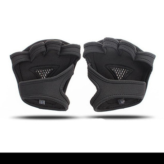 Weight Training Gloves - Honeycomb Silica Gel Padding