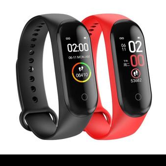 Waterproof Smart Wristband - Minimalist Design
