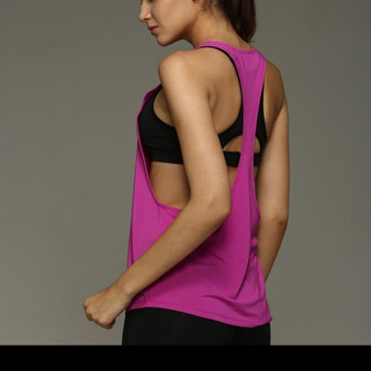 Attractive Tank Top with Quick Dry Technology
