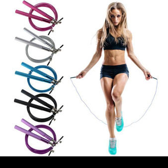 Steel Wire Skipping Rope for Your Ultimate Cardio