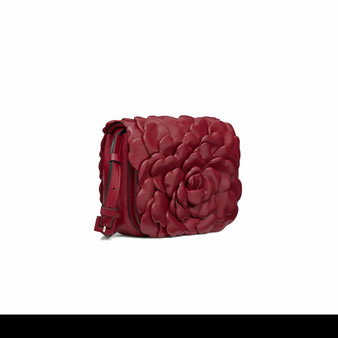 Valentino Garavani 03 Rose Edition Atelier Bag in Red - Cover