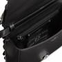 Valentino Garavani 03 Rose Edition Atelier Bag in Black | Inside view