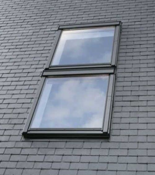 VELUX Duo Flashing Slate