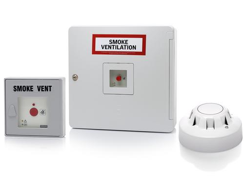 VELUX KFX 210 EU Control System for Centre-Pivot Smoke Vent window