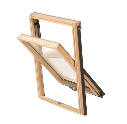 YARDLITE DPX Hive Pine Roof Window & Flashing[C2A,Slates upto 8mm thick]