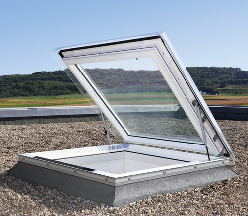 VELUX CXP Access Flat Roof Window Base & Dome