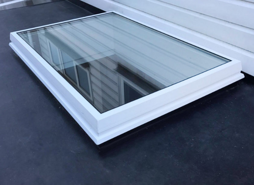 Raylux Flat Glass Rooflight White