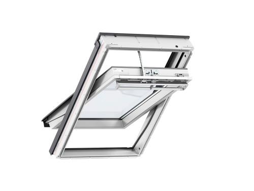 VELUX GGL UK10 207021U White Pine Electric Window 134x160cm