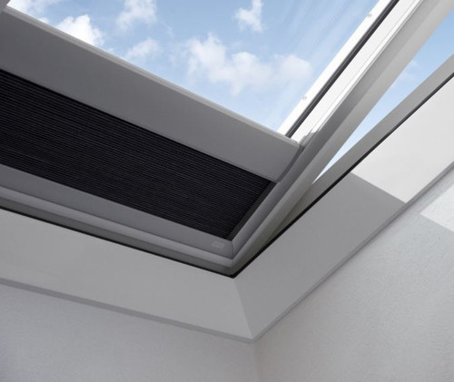VELUX FMK Electric Light Dimming Energy Blind for Flat Roof Windows