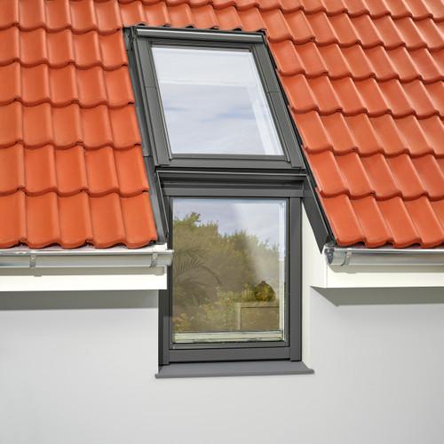 VELUX EFW MK04 0012 Single roof/vert. window tile flashing