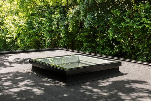 VELUX Flat Glass Flat Roof Window