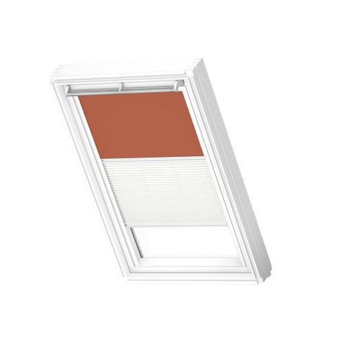 VELUX 4564 Duo blackout Orange / white