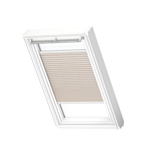 VELUX 1275 Pleated blind Natural