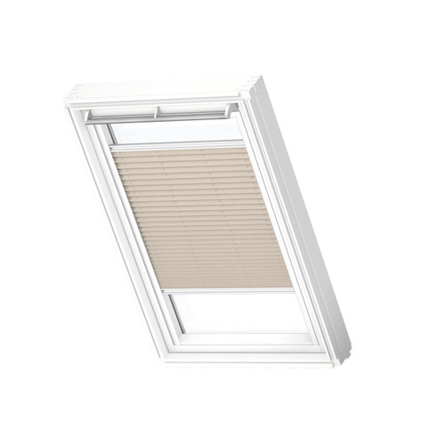 VELUX 1259 Pleated blind Classic Sand