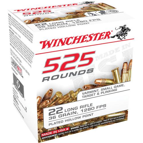 Winchester | 36gr HP | 22LR