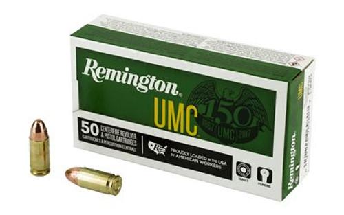 Remington | 115gr FMJ | 9mm