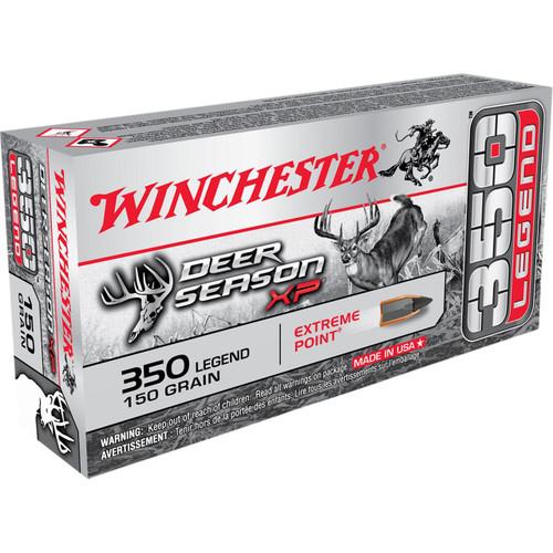 Winchester | Deer Season | 150gr  | 350 Legend
