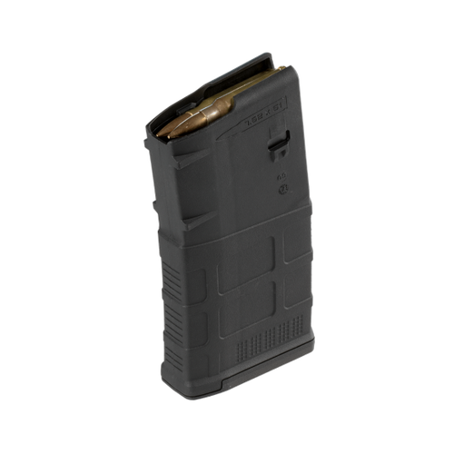 Magpul | PMAG 20 LR/SR M3 | 7.62x51 | Black | Side
