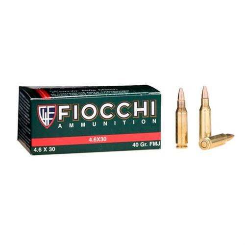 Fiocchi   40gr FMJ   4.6 X 30MM HK
