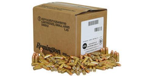 Remington | UMC | 115gr FMJ | 9mm