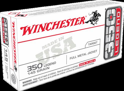 Winchester | 145gr FMJ | 350 Legend