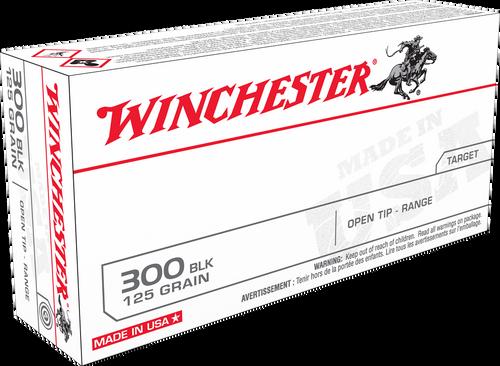 Winchester | 125gr OT | 300 BLK