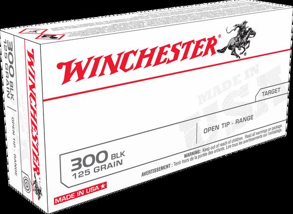 Winchester   125gr OT   300 BLK
