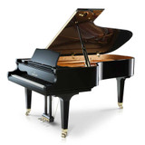 "Shigeru Kawai SK-7 | 7'6"" Semi-Concert Grand Piano | Polished Ebony"