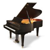 "GX-5 | 6'7"" BLAK Series Chamber Grand Piano | Satin Ebony"