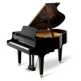 "GL-30 | 5'5"" Classic Grand Piano | Ebony Satin"