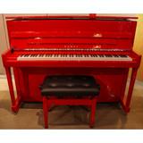 Kawai K200 Red Upright Console Piano