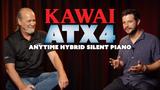 Kawai ATX4 | Anytime Hybrid Silent Piano