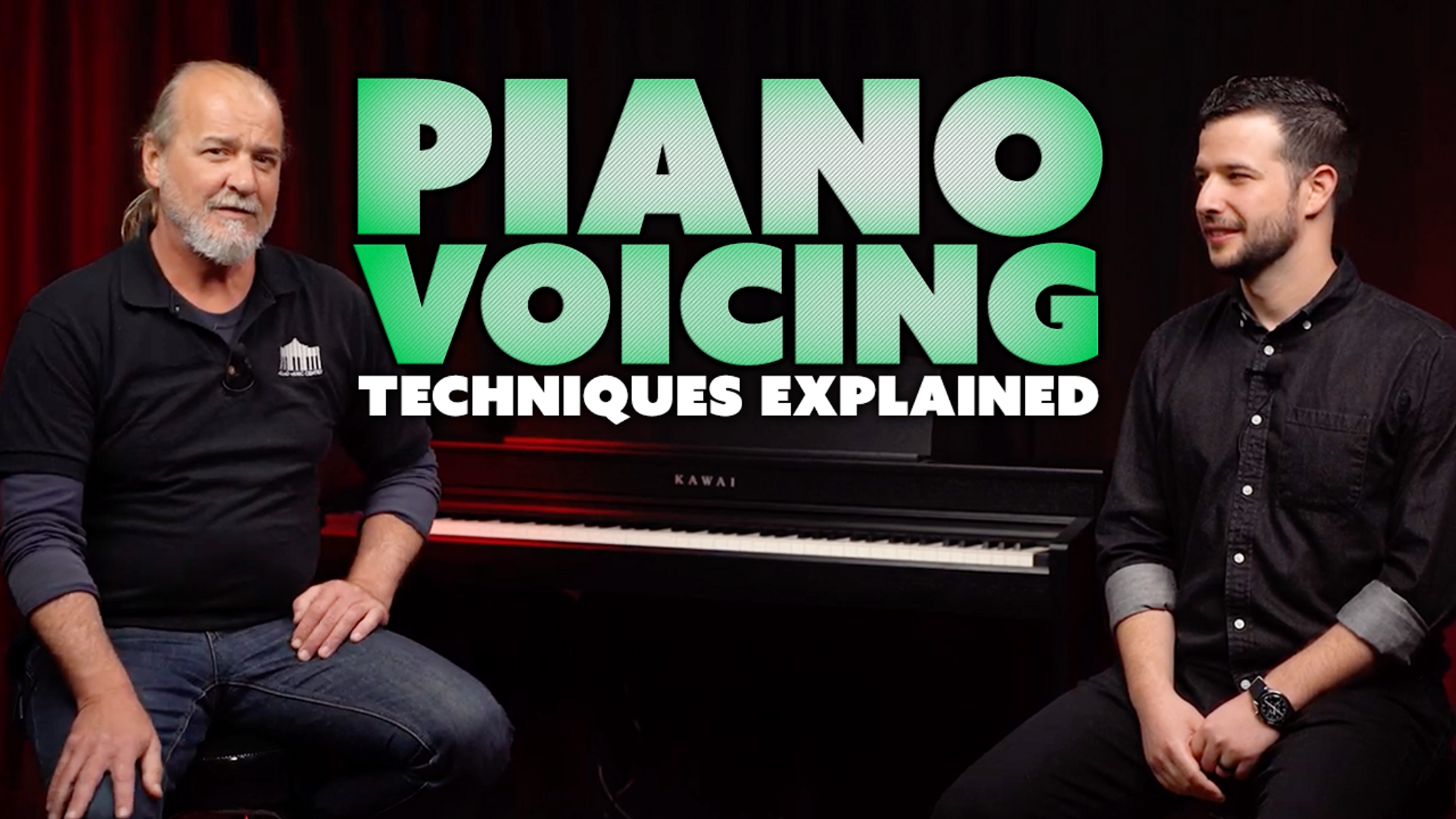 Piano Voicing (Tone Regulation) Explained | Adjusting The Sound Of Your Piano