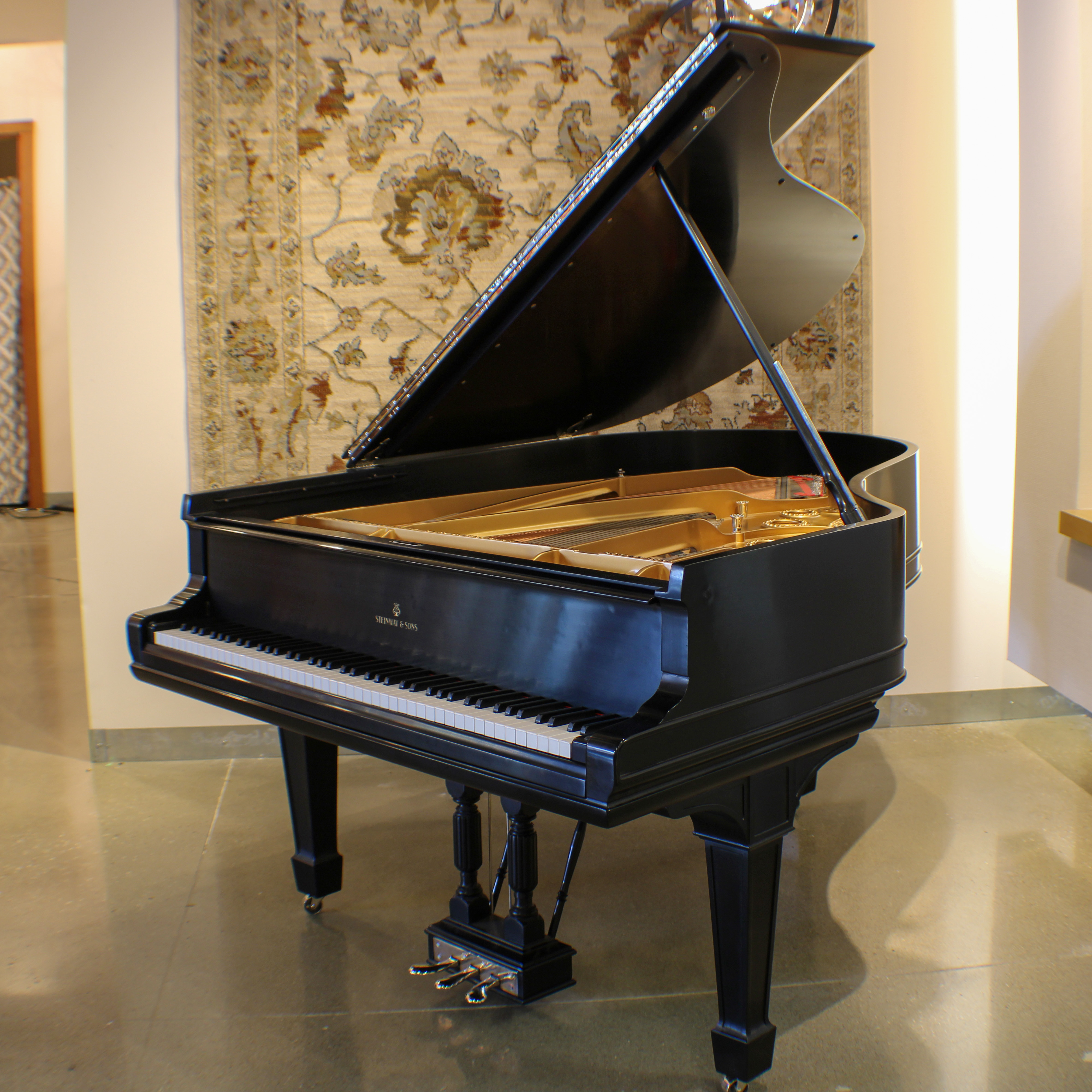 """Steinway & Sons Model A Grand Piano 