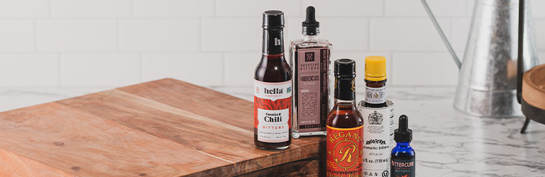 Buy 3, Get 1 Free Cocktail Bitters