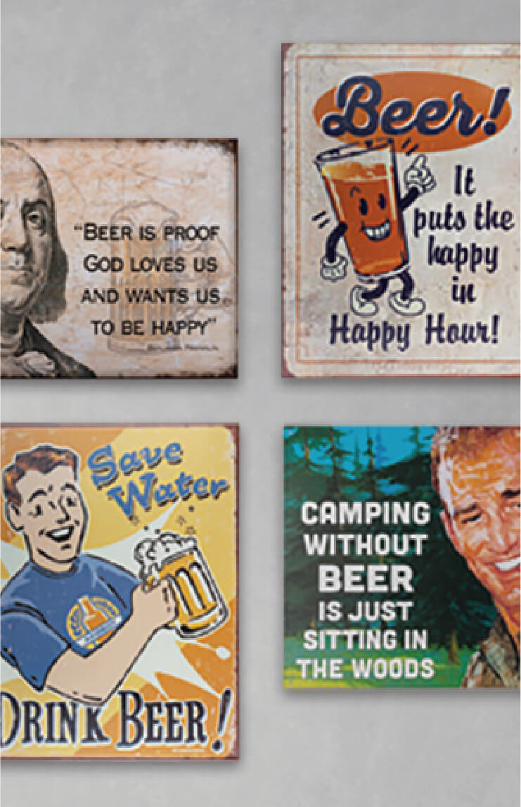 Man Cave Must-Haves
