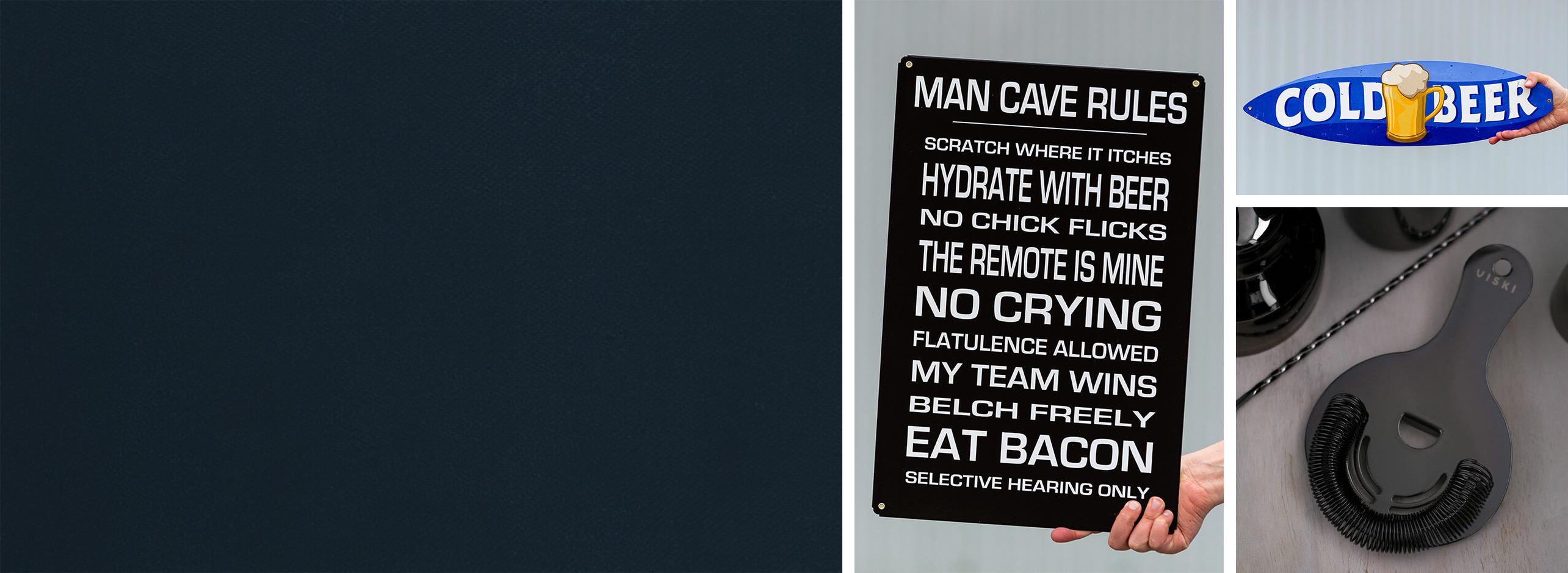 $10 Off $50+ Man Cave Must-Haves - MANCAVEMASTER