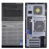 Dell Optiplex 3010 Tower Quad Core i5 3.1GHz, 8GB Ram, 500GB HDD, DVD-RW, Windows 10 Pro 64 Desktop Computer