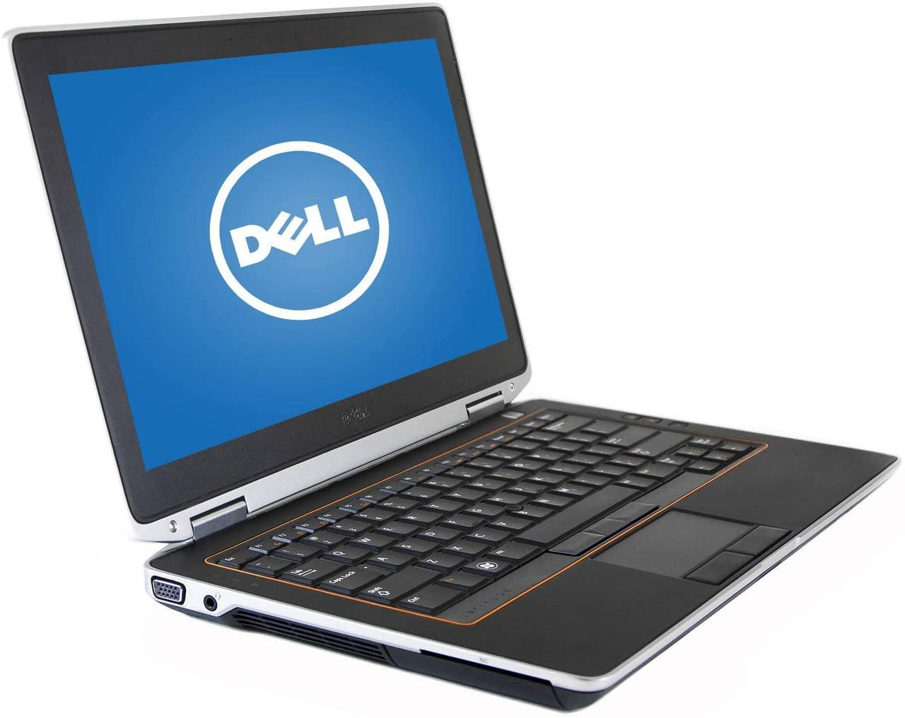 old-Dell Latitude E6320 Laptop Core i5 2.5GHz, 4GB Ram, 250GB HDD, DVD-RW, Windows 10 Pro 64 Notebook